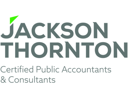 Jackson Thornton Honored for Ethics in Business